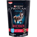 Purina Pro Plan Focus Daily Health With Real Duck Soft Chews Dry Dog Snacks – (1) 7 Oz. Pouch