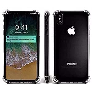 Capa Antishock e Impacto para Novo Apple Iphone X