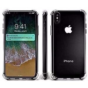 Capa Antishock e Impacto para Novo Apple Iphone X