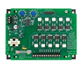 Dwyer Low Cost Timer Controller, DCT504A-H, 4 Channels, Horizontal Mounting, 102 to 132 VAC Input