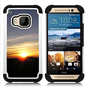 King Case - Sunset Beautiful Nature 117 - Cubierta de la caja protectora completa h???¡¯???€????€?????brido Body Armor Protecci??&AEl