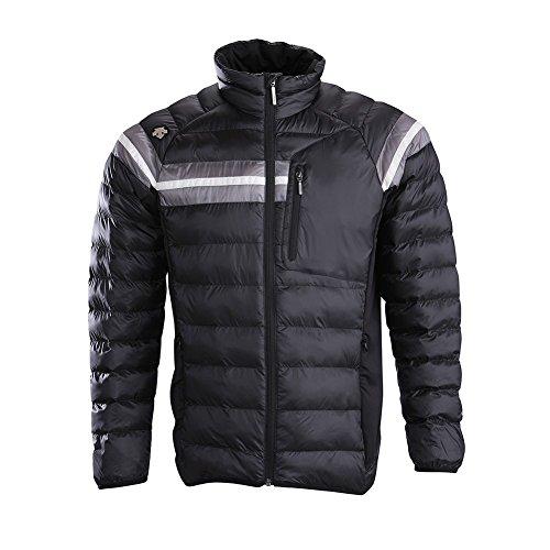 Descente Men's Storm Jacket Black Size Large