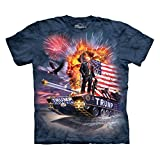 The Mountain Trump T-Shirt Navy XL