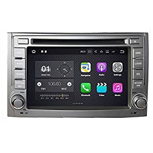 6 2 inch android 7 1 os car dvd player for. Black Bedroom Furniture Sets. Home Design Ideas