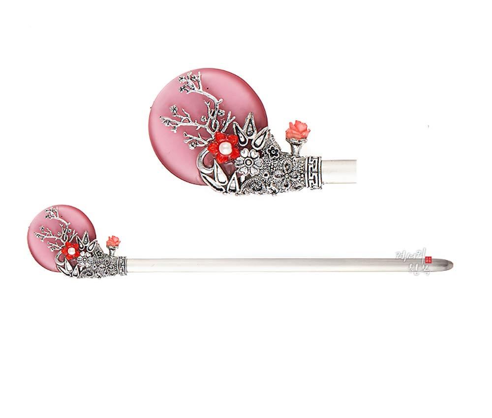 Hanboks Korean Womens Traditional hair accessory BINEYO decoration hair pin 9.5 INCHES bn41