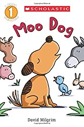 Image of the product Moo Dog   Scholastic that is listed on the catalogue brand of Scholastic Inc.