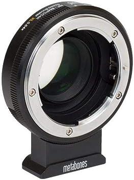 Metabones Nikon G To Bmpcc4k Speed Booster Xl 0 64x Camera Photo