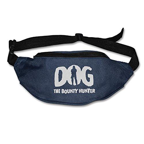 Dog The Bounty Hunter Waist Bag For Men Women Navy (2 Colors)