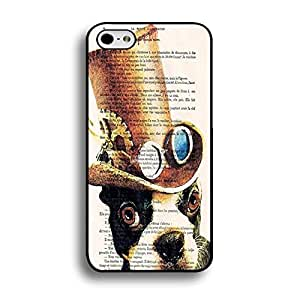 Fashionable French Bulldog Phone Case Cover for Iphone 6 Plus/6s Plus 5.5 Inch Pet Dog Lovely Design