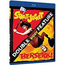 Strait-Jacket and Berserk Double Feature - BD