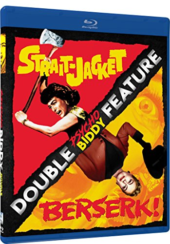 Strait-Jacket and Berserk Double Feature - BD [Blu-ray]]()