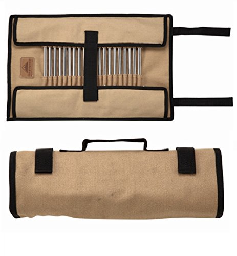 GUchina-Heavy-Duty-Canvas-Tent-Nail-Storage-Bag-  sc 1 st  Discount Tents For Sale & GUchina Heavy Duty Canvas Tent Nail Storage Bag Tent Stakes Pouch ...