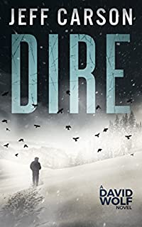 Dire by Jeff Carson ebook deal