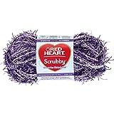 RED HEART 073650009303 Scrubby Yarn, Jelly