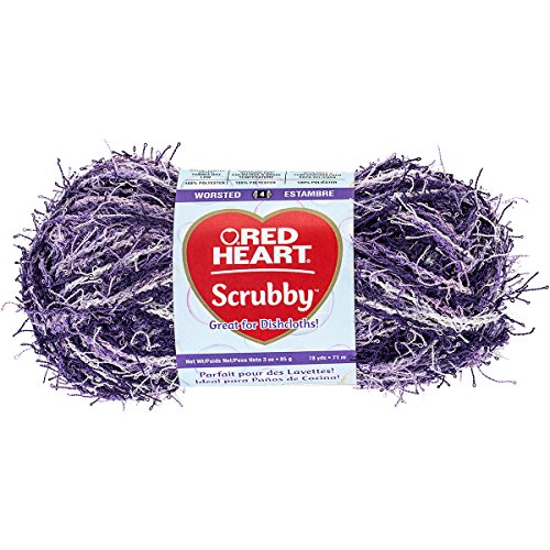 Red Heart Yarn Red Heart Scrubby Yarn Jelly,