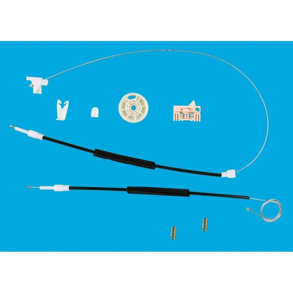 Twowinds Finestre Kit di Riparazione 7700834346 Megane I 1996-2003 Anteriore Destro