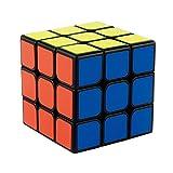 3x3 Speed Cube Stickerless Magic Cube 3x3x3 Puzzles Toys(57mm)
