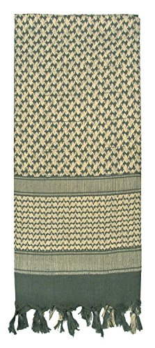 8537 SHEMAGH TACTICAL SCARF (Foliage) (Shemagh Foliage)