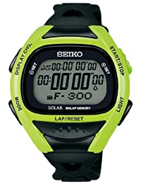 SEIKO Super Runners Solar Lime Green SBEF015