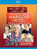 The Best Exotic Marigold Hotel (Bilingual) [Blu-ray]