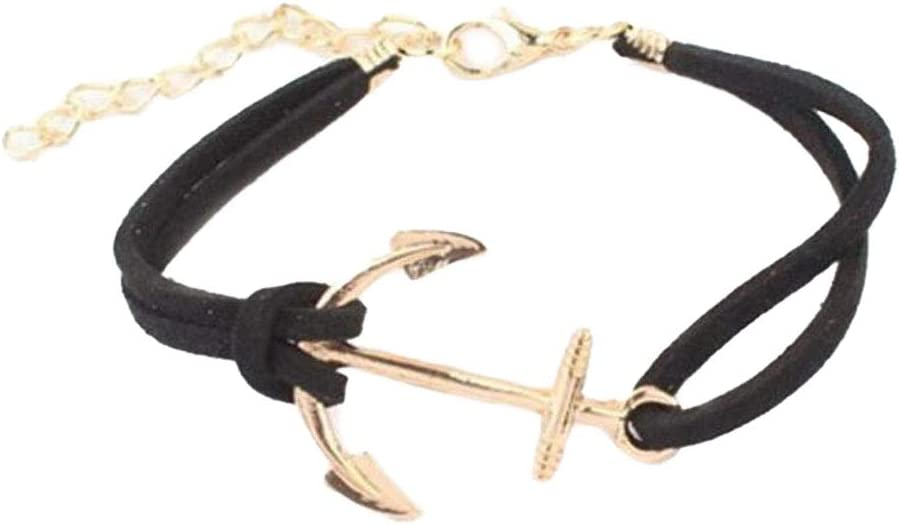 4 mm Sailing Bracelet Anchor Bracelet For Couples Sailing Jewelry Sailing Gifts For Him  For Her