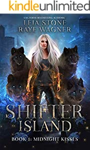 Midnight Kisses (Shifter Island Book 1) (English Edition)