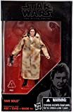 Star Wars 2015 The Black Series Han Solo (Endor) Exclusive Action Figure 3.75 Inches