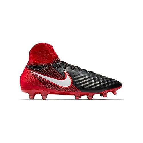 a87e8170d58b8 Nike Men s Magista Orden II DF FG Soccer Cleat (SZ. 11) Red