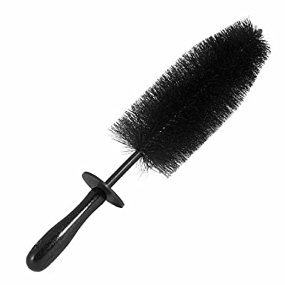 Detailer\'s Domain Premium Super Soft Large Wheel Cleaning Brush: Automotive [5Bkhe0810569]