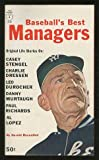 img - for Baseball's Best Managers book / textbook / text book