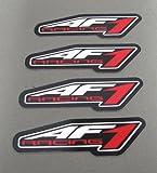 AF1 Racing 2011 Logo Sticker (4 Pack) (AF1-DCL2010) offers