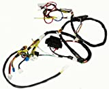 LG Electronics 6877EL1019B Dryer Main Multi-Wire Harness with Power Cord Terminal Block
