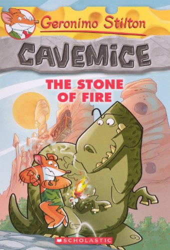 Download The Stone Of Fire (Turtleback School & Library Binding Edition) (Cavemice) PDF