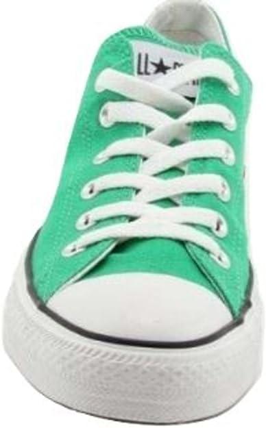 converse basse verde