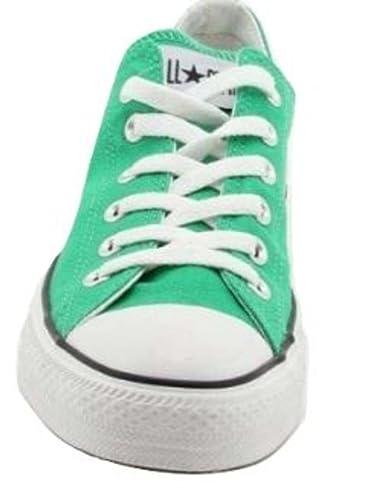 790cfada90090c Converse Men s Trainers Green Emerald Green  Amazon.co.uk  Shoes   Bags