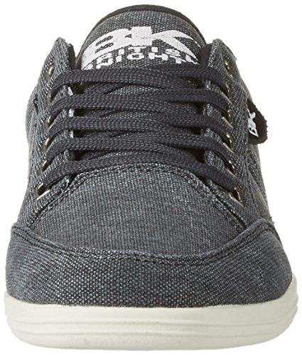 Grau Herren Kunzo Grey British Sneaker Knights Dk gIxfqz