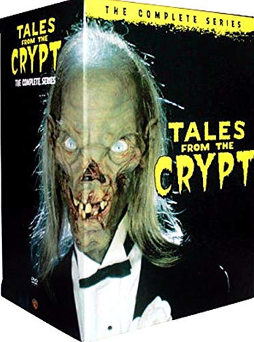 (Studio3,Tales from The Crypt - The Complete Seasons 1-7 (DVD, 2017, 20-Disc Set) Fast and Free!)
