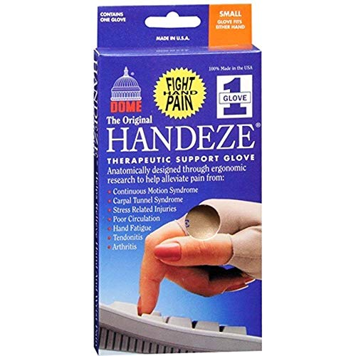 HANDEZE Glove Small Beige 1 Each (Pack of 2) ()
