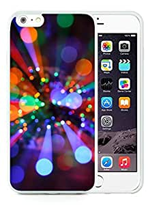 Personalization iPhone 6 Plus Case,Christmas lights White iPhone 6 Plus 5.5 TPU Case 1 by Maris's Diary