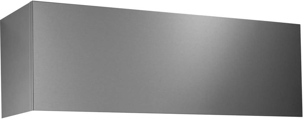 "Broan AEE60482SS 12"" Soffit Flue Cover for 48"" Range Hood"