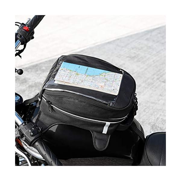 Basic Motorcycle Tank Bag