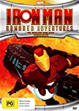 Iron Man Armored Adventures The Makluan Ring Saga Annihilation Season 2 DVD