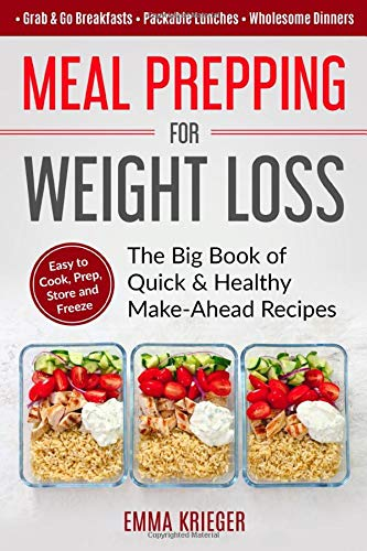 Meal Prepping Weight Loss Breakfasts product image