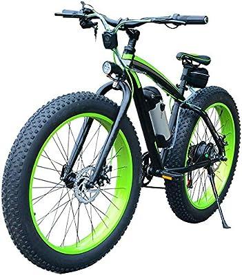 AINY Plus E-Bici, E-MTB, Bicicleta De Montaña E-48V 350W 10.4Ah ...