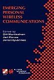 Emerging Personal Wireless Communications 9780792374435