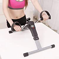 Abhsant Mini Motorized Exercise Bike Hands & Foot Workout at Home Paralysis Cycle Pedal Exerciser