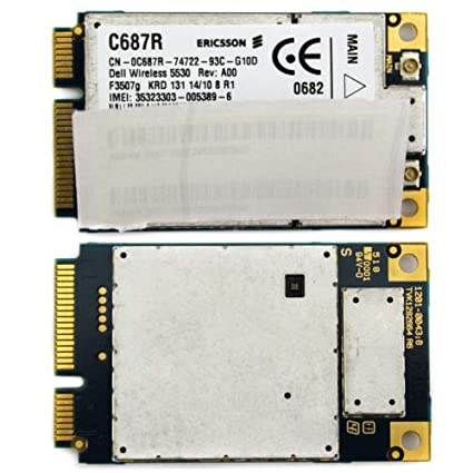 DELL STUDIO 1440 NOTEBOOK 5530 HSPA MINI-CARD TREIBER