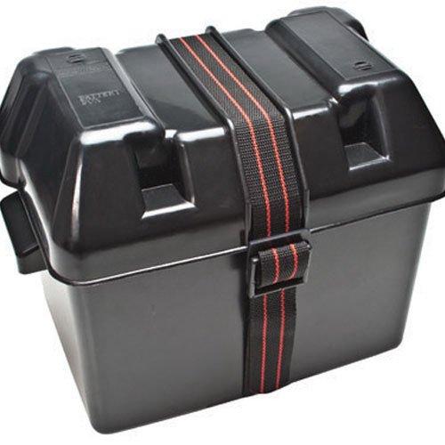 infinite innovations inc uv030090 Molded Polypropylene Battery Box & Cover