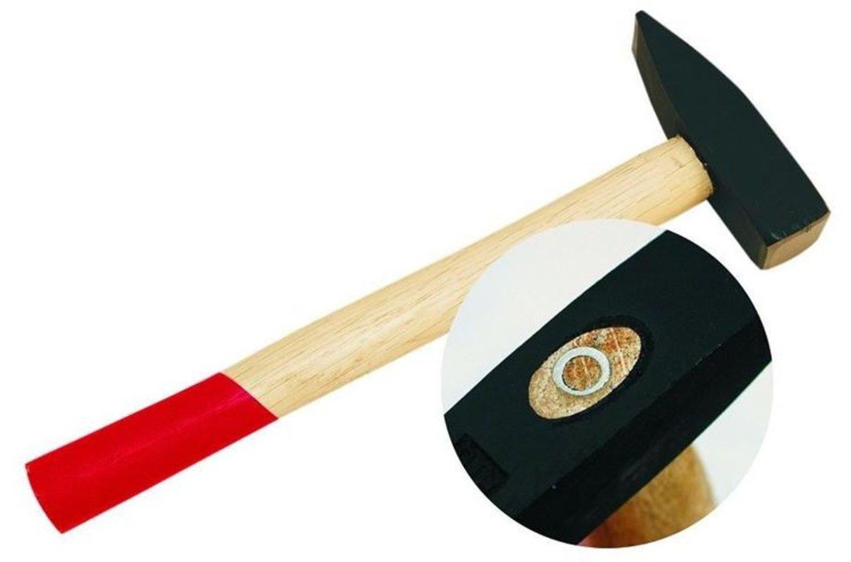 Marteau marteau de serrurier avec manche en bois 2 kg 2000 g