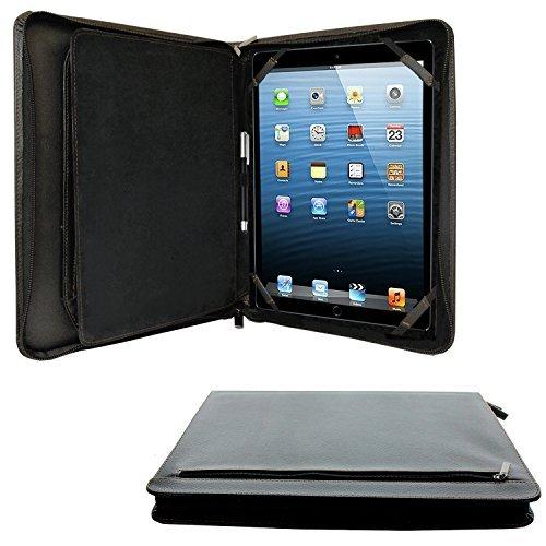 KHOMO Executive PadFolio Notepad Pockets